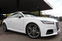 2015 AUDI TT 2.0 TTS TFSI QUATTRO 2d AUTO 306 BHP £35000.00