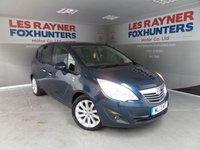 2013 VAUXHALL MERIVA 1.4 SE 5d 118 BHP £5699.00