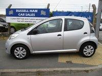 2011 CITROEN C1 1.0 VT 5d 69 BHP £3495.00