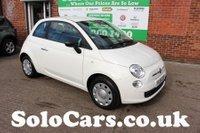 2015 FIAT 500 1.2 POP 3d 69 BHP £6199.00