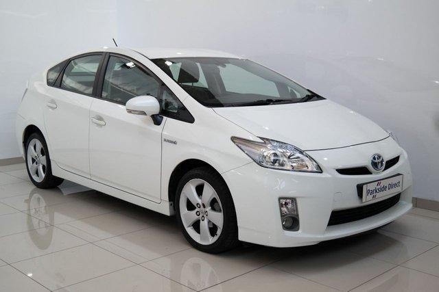 2009 59 TOYOTA PRIUS 1.8 T4 VVT-I 5d AUTO 136 BHP