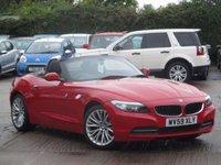 2009 BMW Z4 2.5 Z4 SDRIVE23I ROADSTER 2d 201 BHP £13995.00