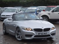 2010 BMW Z4 2.5 Z4 SDRIVE23I M SPORT ROADSTER 2d 201 BHP £14995.00