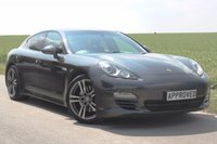 USED 2012 12 PORSCHE PANAMERA 3.0 D V6 TIPTRONIC 5d AUTO 250 BHP Over £10k of Extras