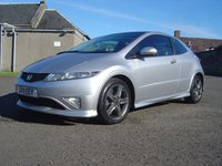 USED 2011 11 HONDA CIVIC 1.8 i VTEC Type S GT GT 3dr /// FULL SERVICE HISTORY ///