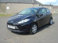 2010 FORD FIESTA 1.25 Edge 3dr £3950.00
