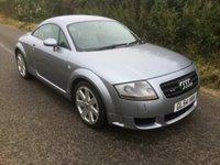 2005 AUDI TT V6 QUATTRO £4995.00