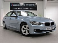 2012 BMW 3 SERIES 2.0 320D EFFICIENTDYNAMICS 4d 161 BHP £9980.00