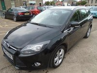 2013 FORD FOCUS 1.6 TDCI ZETEC ECONETIC £8000.00