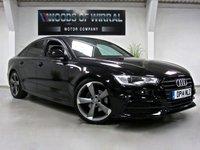 2014 AUDI A6 2.0 TDI ULTRA S LINE BLACK EDITION 4d AUTO 188 BHP £21990.00
