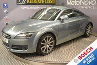 2009 AUDI TT 2.0 TDI QUATTRO 3d 170 BHP £10994.00