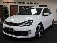 2011 VOLKSWAGEN GOLF 2.0 GTI DSG 3d AUTO 210 BHP £12950.00