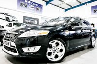 2010 FORD MONDEO 2.0 TITANIUM X SPORT TDCI 5d SAT NAV+B/TOOTH+LEATHER+ALLOYS] £5950.00