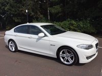 2012 BMW 5 SERIES 2.0 520D SE 4d 181 BHP £12495.00