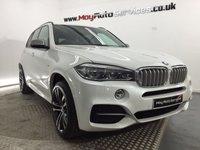 2014 BMW X5 3.0 M50D 5d AUTO 376 BHP £46995.00