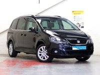 2014 SEAT ALHAMBRA 2.0 TDI CR SE LUX DSG 5d DSG 177 BHP £20887.00