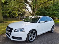 2011 AUDI A3 2.0 TFSI S LINE SPECIAL EDITION 3d 197 BHP £12950.00
