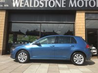 2013 VOLKSWAGEN GOLF 1.4 SE TSI BLUEMOTION TECHNOLOGY DSG 5d AUTO 120 BHP £11985.00