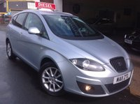 2011 SEAT ALTEA XL 1.6 CR TDI ECOMOTIVE SE 5d 103 BHP £6495.00