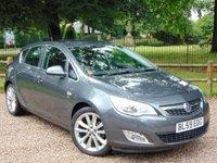 2010 VAUXHALL ASTRA 1.6 ELITE 5d 113 BHP £5218.00