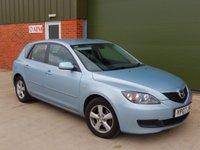 2007 MAZDA 3 1.6 TS 5d 105 BHP £1500.00