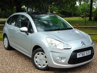 2010 CITROEN C3 1.6 HDI AIRDREAM PLUS 5d 90 BHP £5000.00