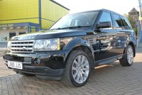 2007 LAND ROVER RANGE ROVER SPORT 3.6 TDV8 SPORT HSE 5d AUTO 269 BHP £SOLD