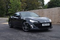 2013 TOYOTA GT86 2.0 D-4S 2d AUTO 197 BHP £13995.00