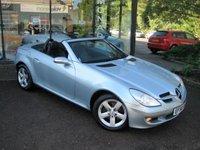 2006 MERCEDES-BENZ SLK 3.0 SLK280 2d AUTO 231 BHP £7790.00
