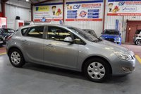 USED 2012 12 VAUXHALL ASTRA 1.7 EXCLUSIV CDTI 5d 123 BHP