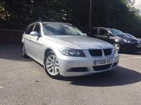2008 BMW 3 SERIES 2.0 320D ES TOURING 5d 175 BHP £4200.00