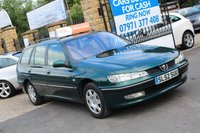 2002 PEUGEOT 406 2.0 LX 16V 5d 135 BHP £450.00