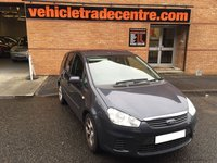 2008 FORD C-MAX 1.6 STYLE 5d 100 BHP £3799.00