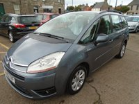 2010 CITROEN C4 GRAND PICASSO 1.6HDI 16V VTR PLUS £6850.00