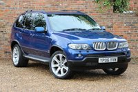 2006 BMW X5 3.0 D SPORT EXCLUSIVE EDITION 5d AUTO 215 BHP £6980.00