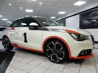 2012 AUDI A1 1.6 TDI COMPETITION LINE £10450.00