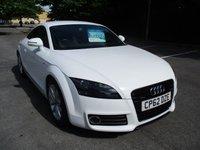 2012 AUDI TT 2.0 TDI QUATTRO SPORT 2d 168 BHP £14995.00
