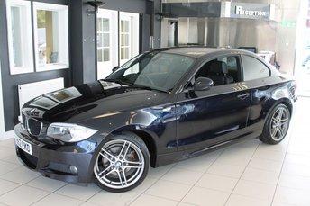 2012 BMW 1 SERIES 2.0 120D SPORT PLUS EDITION 2d AUTO 175 BHP £14460.00