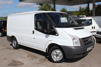 2007 FORD TRANSIT 2.2 260 SWB LR 1d 85 BHP £5495.00