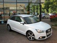 2012 AUDI A1 1.6 TDI SPORT 3d 103 BHP £10490.00