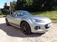 2013 MAZDA MX-5 1.8 I ROADSTER SPORT GRAPHITE EDITION 2d 125 BHP £11995.00