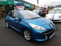 2007 PEUGEOT 207 1.6 SPORT 5d 108 BHP £3300.00