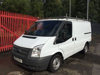 2012 FORD TRANSIT ////NO VAT////2012 2.2 280 LR 100 BHP ELECTRIC PACK CD PLAYER SERVICE HISTORY £5995.00
