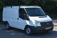2012 FORD TRANSIT 2.2 T260 FWD 5d 99 BHP SWB LOW ROOF DIESEL MANUAL VAN £7490.00