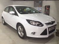 2012 FORD FOCUS 1.6 ZETEC TDCI 5d 113 BHP £7000.00