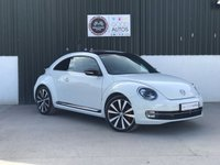 USED 2015 VOLKSWAGEN BEETLE 2.0 SPORT TSI BLUEMOTION TECHNOLOGY 3d 217 BHP