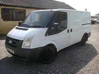 2006 FORD TRANSIT T280 85PS SWB LOWROOF £2895.00