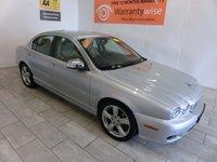 2008 JAGUAR X-TYPE 2.2 SOVEREIGN 4d AUTO 145 BHP £6495.00
