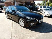 2015 MAZDA 3 2.2 D SPORT NAV 5d 148 BHP £13990.00