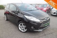 USED 2012 12 FORD FIESTA 1.6 ZETEC S TDCI 3d 94 BHP PERFORMANCE AND ECONOMY